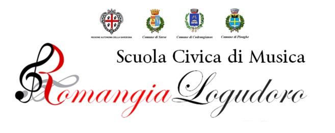 Logo Scuola Civica di Musica Romangia Logudoro